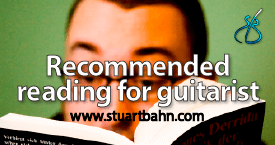 Recommended reading for guitarists